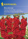 Kiepenkerl Alcea rosea Chaters Double Red