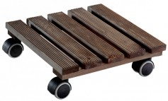 Wagner Multi Roller Country Palisander 28x28cm